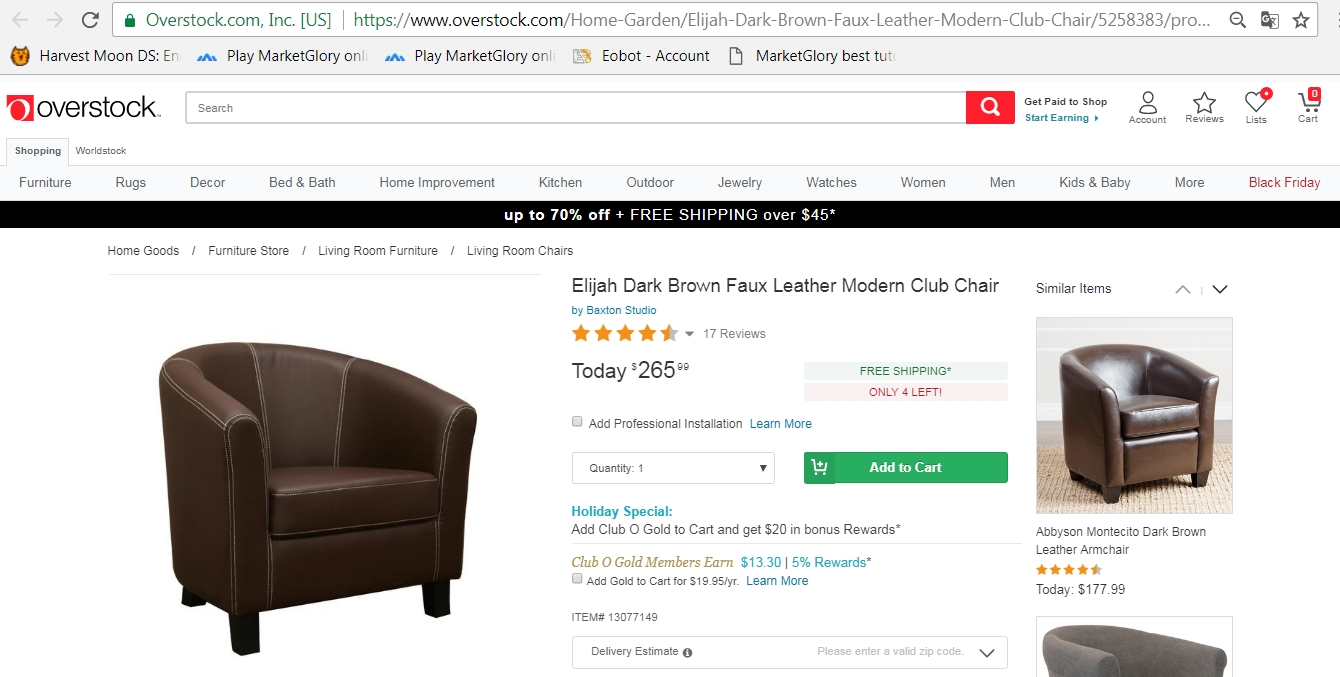 75 Off Overstock Coupon Code Overstock 2017 Promo Codes