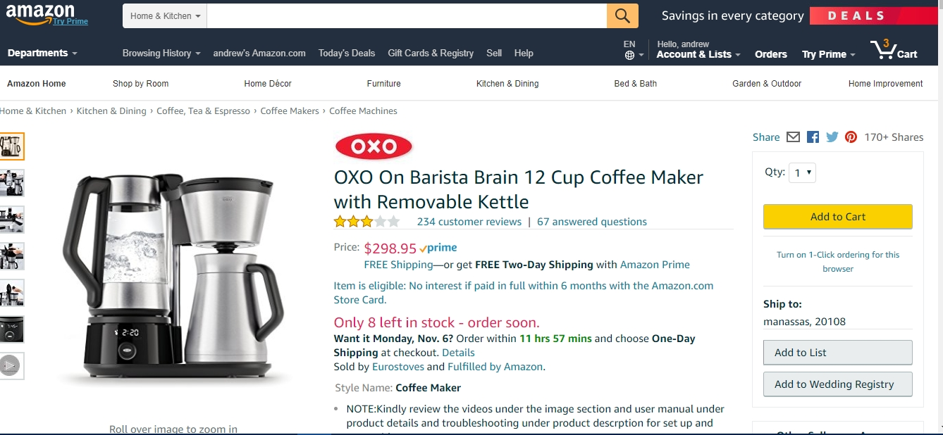 This includes tracking mentions of OXO coupons on social media outlets like Twitter and Instagram, visiting blogs and forums related to OXO products and services, and scouring top deal sites for the latest OXO promo codes. When shopping online for OXO products and services, it is a wise decision to visit PromoCodeWatch before checking out.