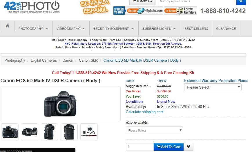 Canon discount coupon