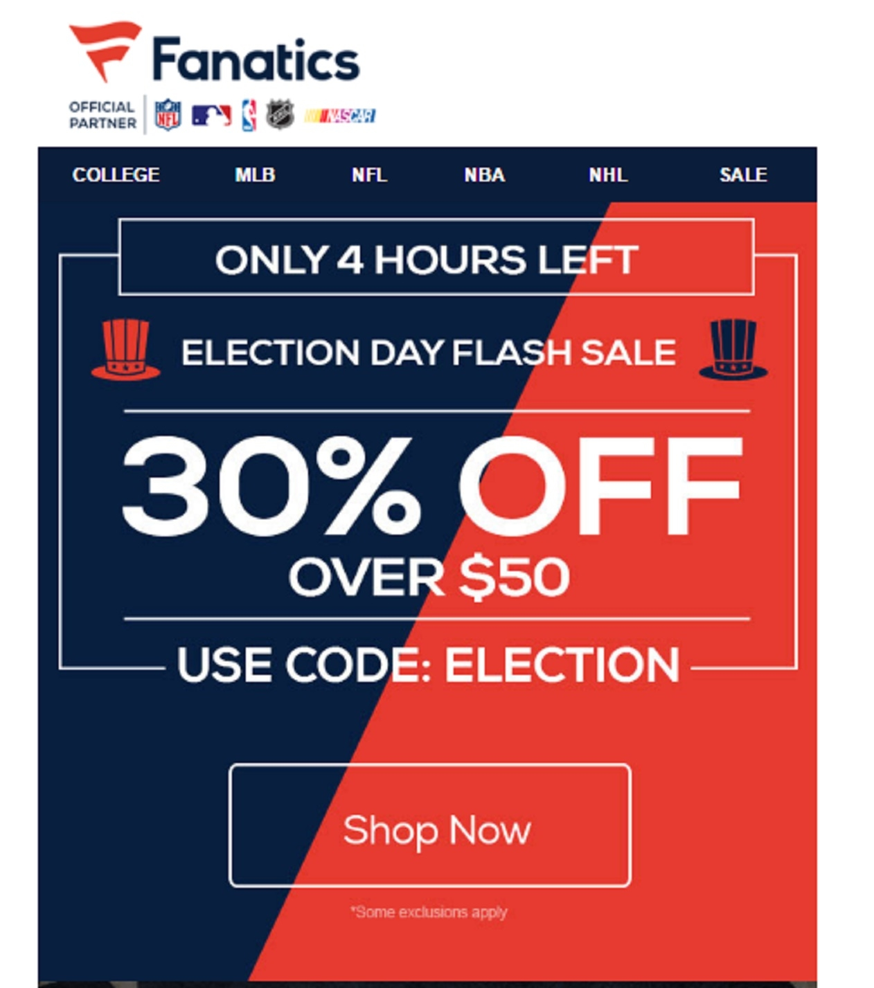 Fanatic coupon code
