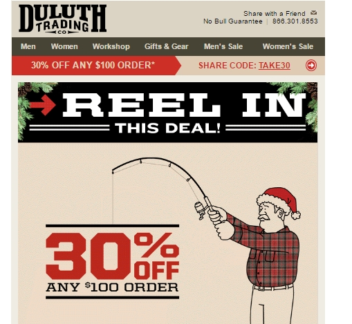 Today's top Duluth Trading Co coupon code: 20% Off Your Order + Free Shipping. Get 50 Duluth Trading Co coupon codes and coupons for