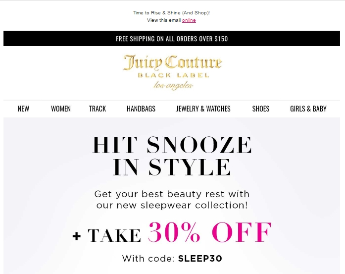 Juicy couture coupon codes 2018
