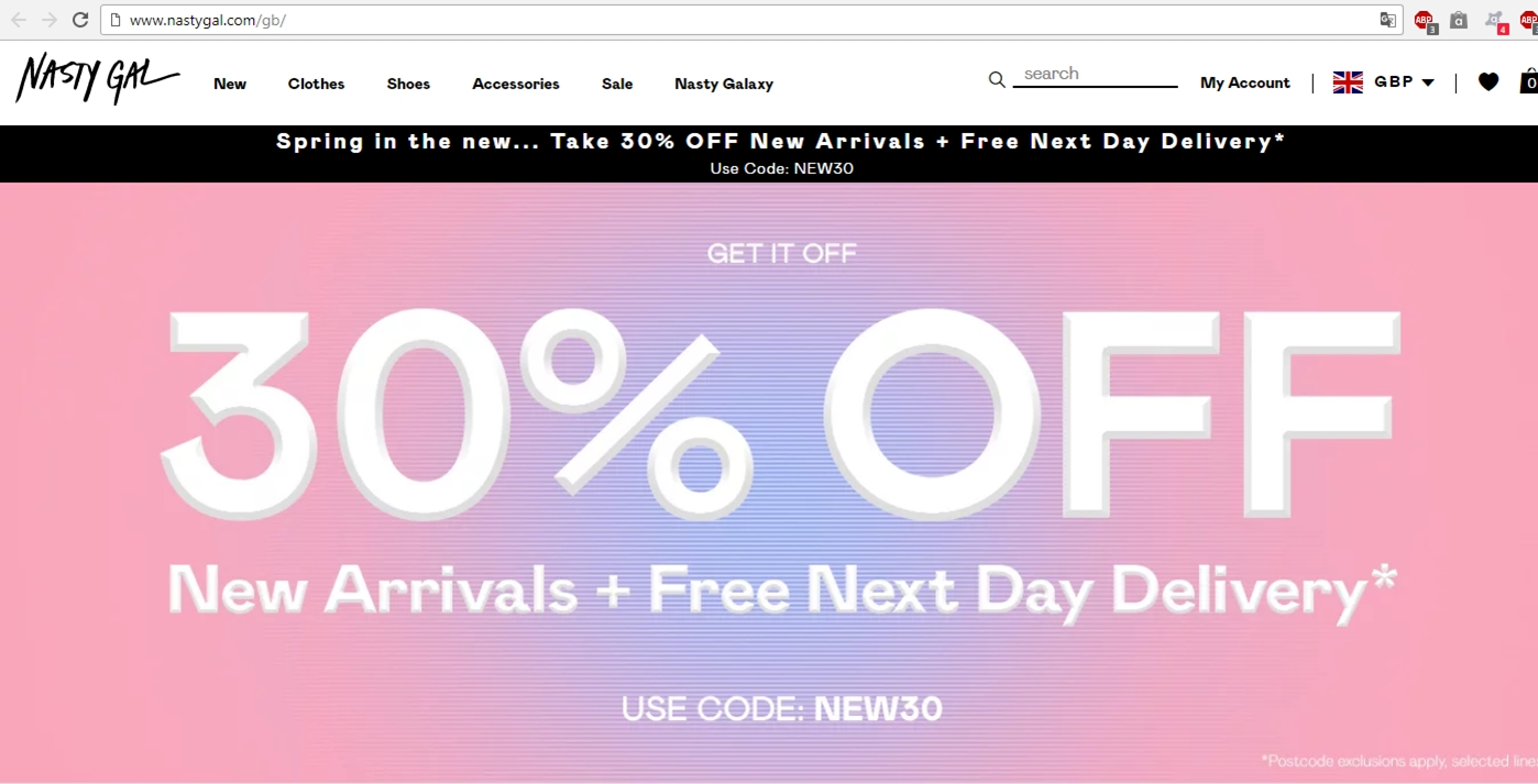 neXt Promo Code & Coupons. 3 verified offers for October, Add to Your Favorites. from users. Take a look at our 3 Next coupons including 2 sales, and 1 free shipping coupon. Most popular now Shop the website with online coupons and promos. Check out the seasonal items and save up to 50% on sale items. Next offers next day 94%().