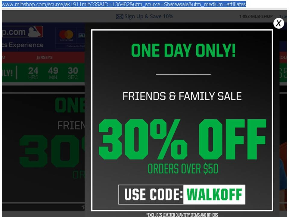 Mlb coupon code