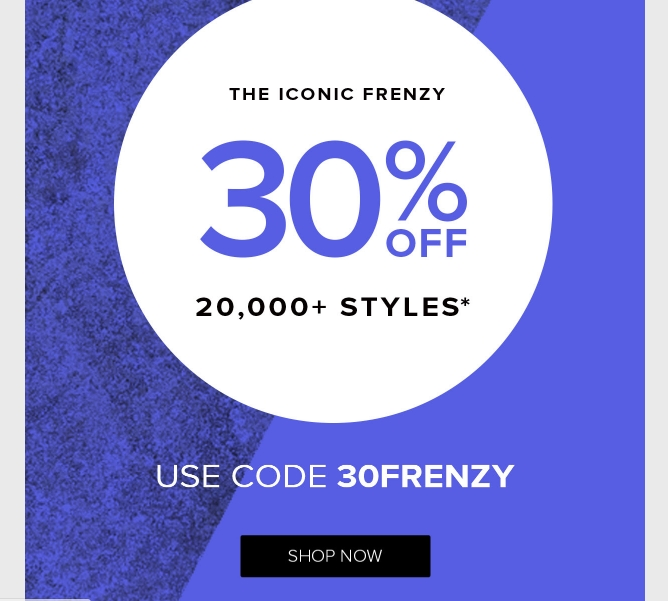 Iconic discount coupon