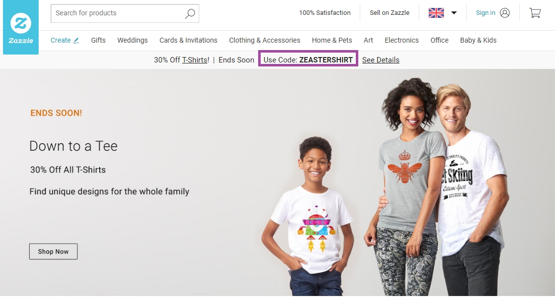 At Zazzle, you can take the design process into your own hands by creating new greeting cards, accessories, tote bags or buttons. Put your creativity to the test, and don't forget to earn your Zazzle cash back and shop with Zazzle promo codes to save.