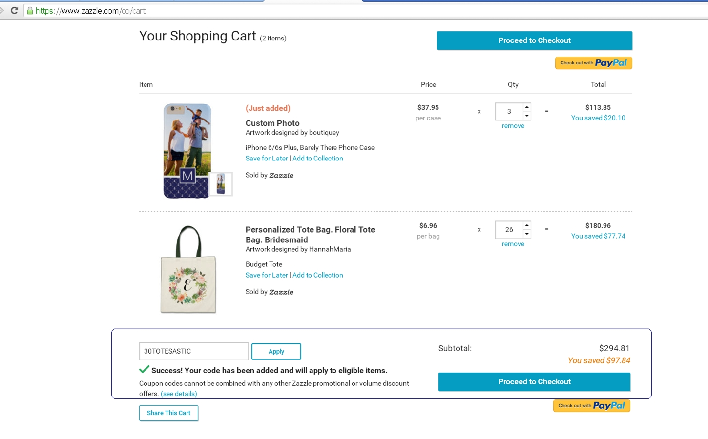 Zazzle coupon codes