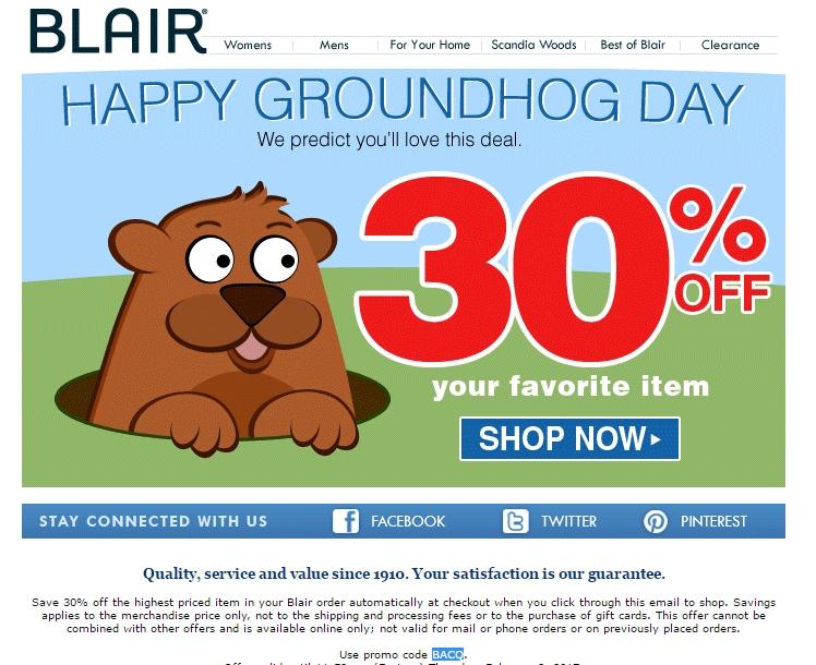 Blair.com Coupons & Deals