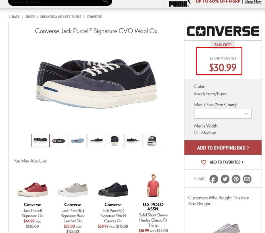Converse Shoes Promotion Code