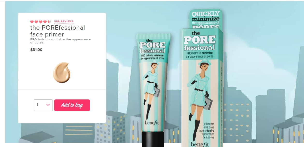Benefit makeup uk deals