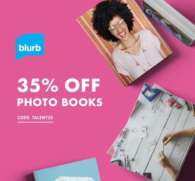 HOLIDAYTHANKS - On Blurb book receive 25% OFF at Blurb.com. FALLTHANKS or FALLTHANKS - Make you own Facebook with promo code fpr save 15%.
