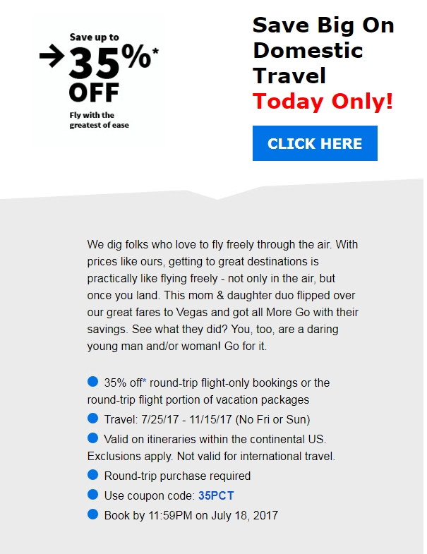 Spirit airline coupon code