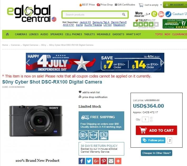 Eglobal discount coupon