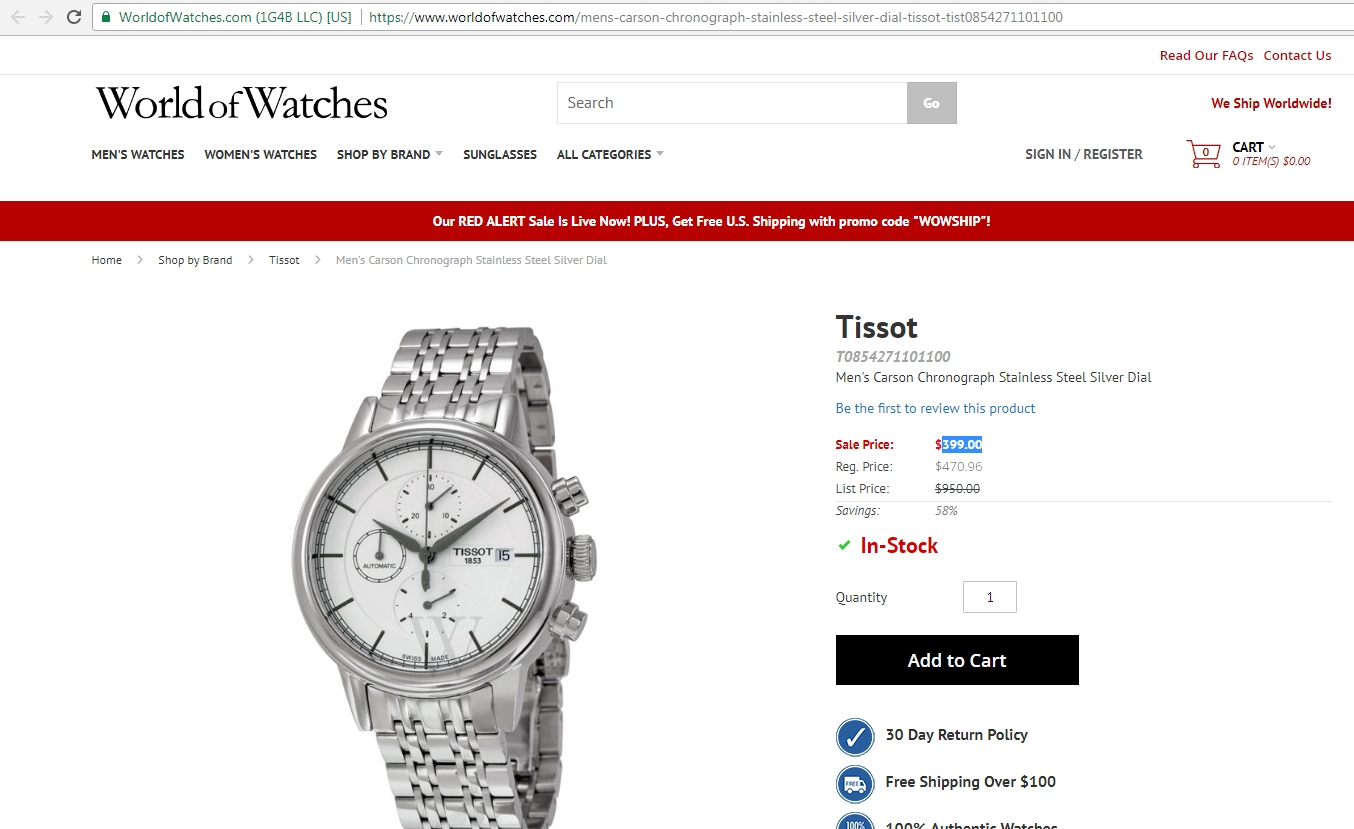 Watches com coupon code