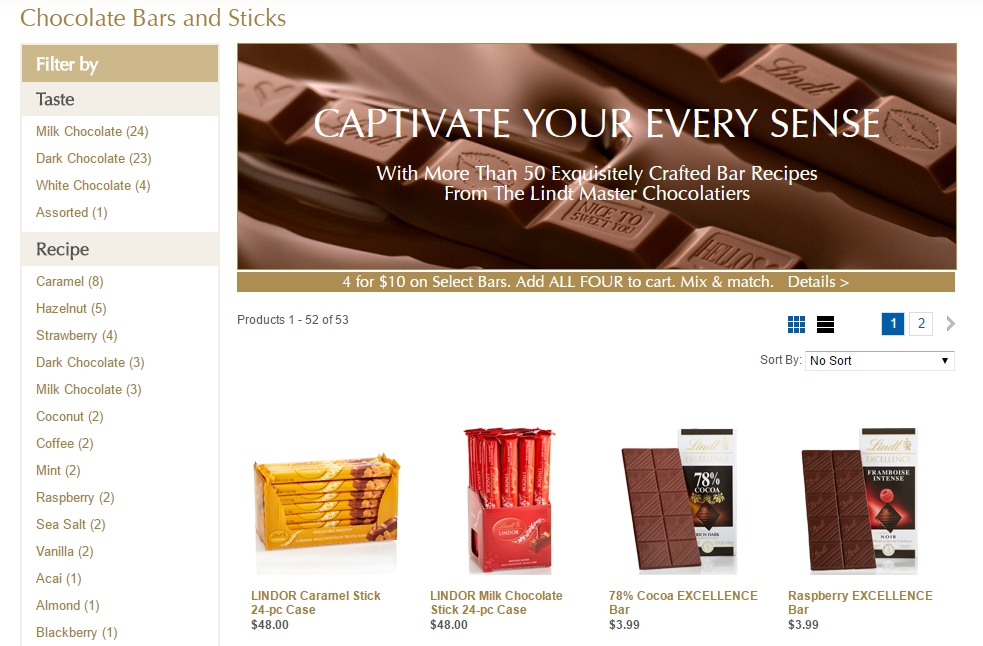 lindt usa promo code