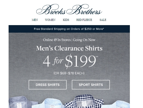Brook brothers online coupons
