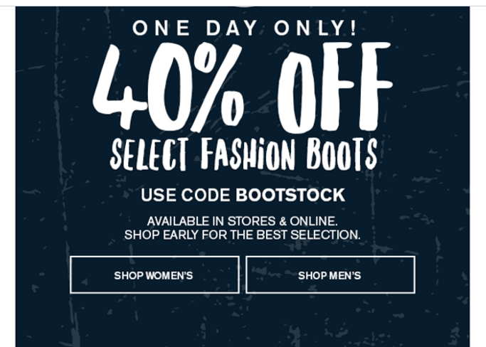 Sperry coupon codes