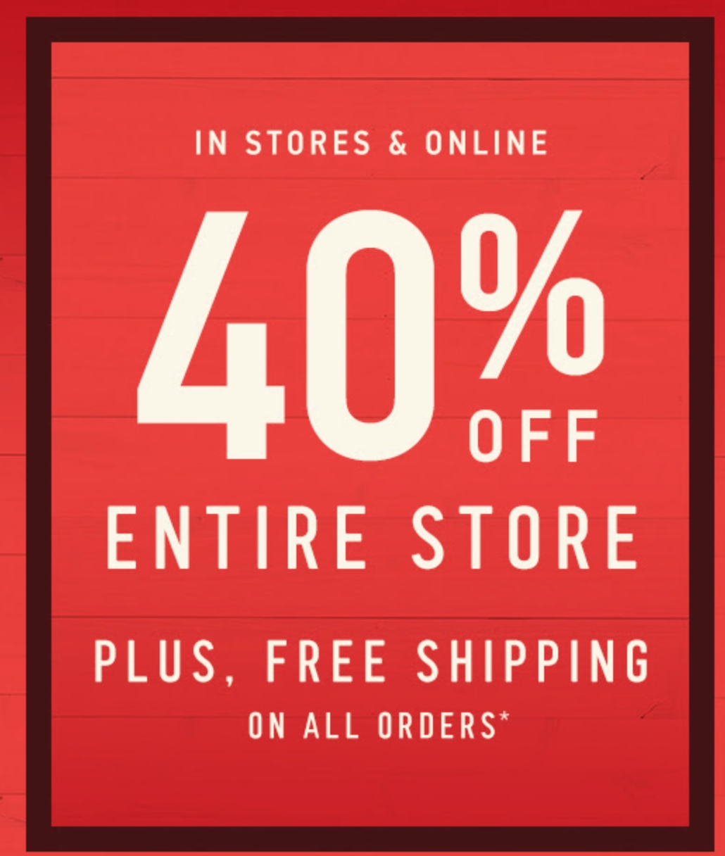 Abercrombie and fitch outlet coupons