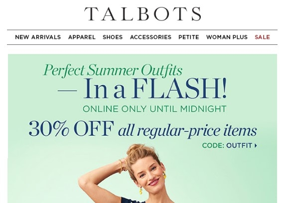 photo regarding Talbots Printable Coupon titled Talbots discount codes absolutely free shipping and delivery / Vibration product for sale
