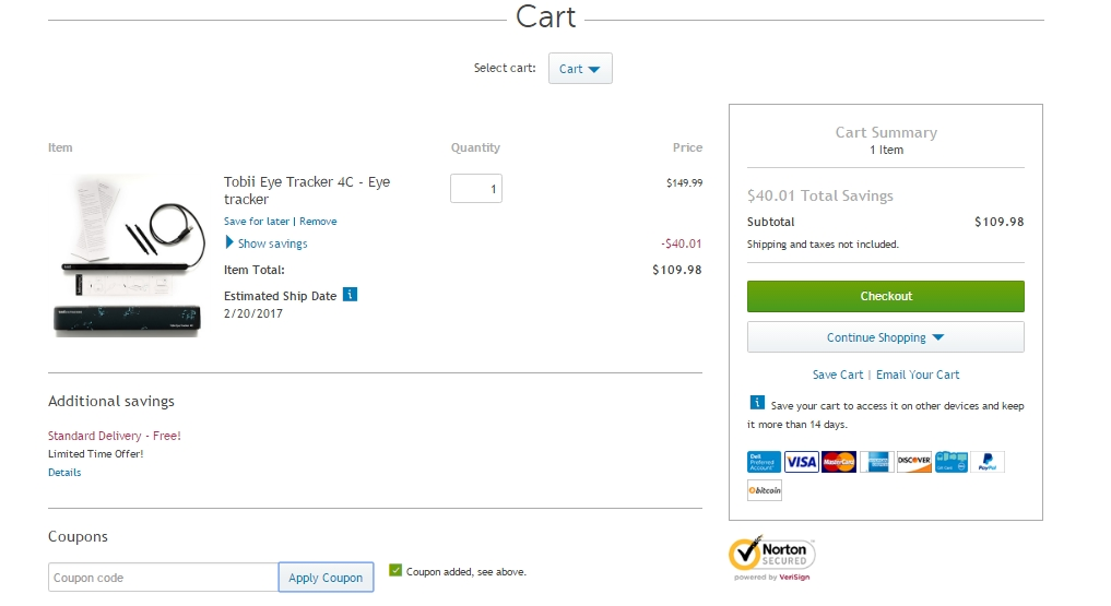 Dell outlet coupon codes uk