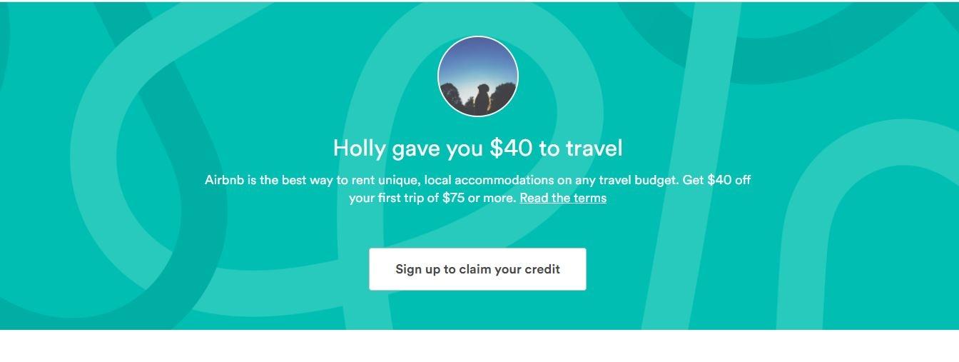 Airbnb coupon groupon