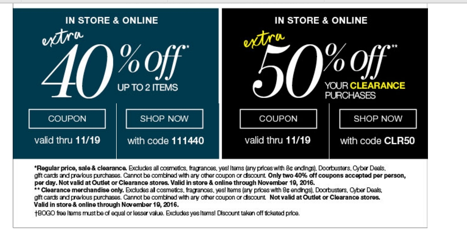 image about Peebles Coupons Printable titled Printable peebles coupon codes / Milano coupon code
