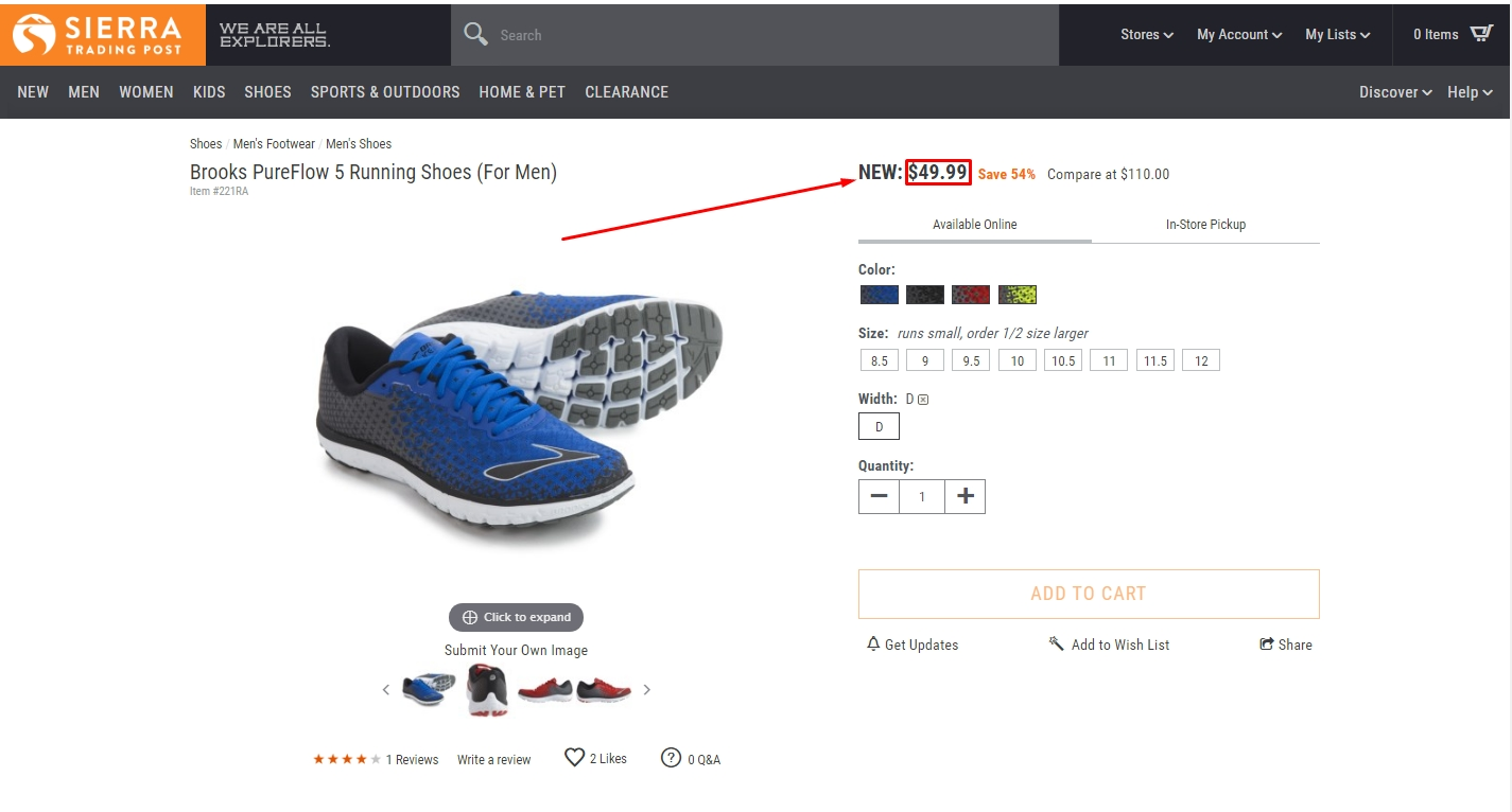 Brooks running coupon code