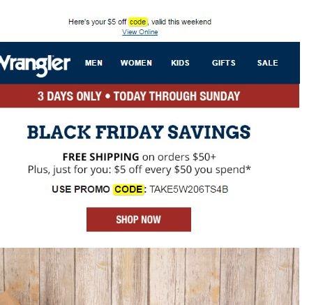 Team wrangler coupon codes