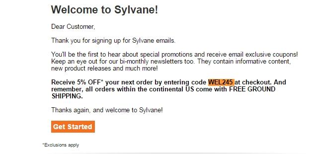 Sylvane coupon code