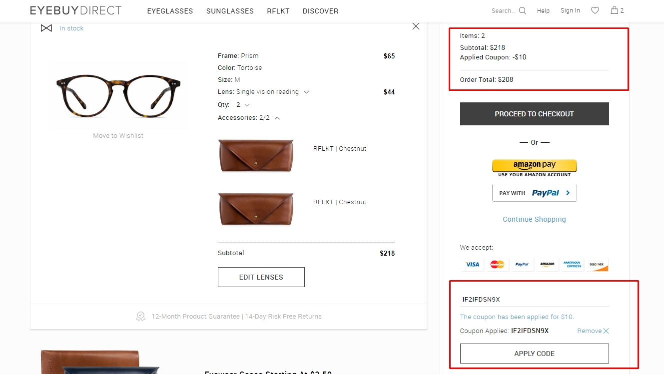 Eyebuydirect com coupon code