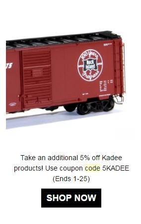 Model train stuff coupon code