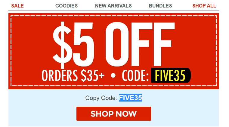 Fsa store coupon code