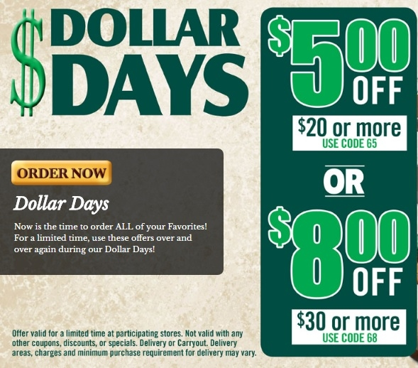 Baggins coupons