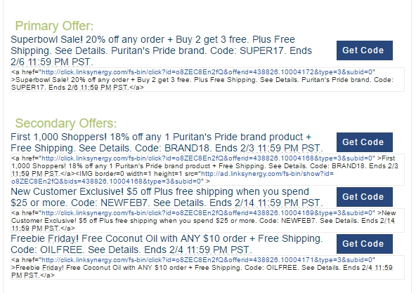 Lions pride coupon code free shipping