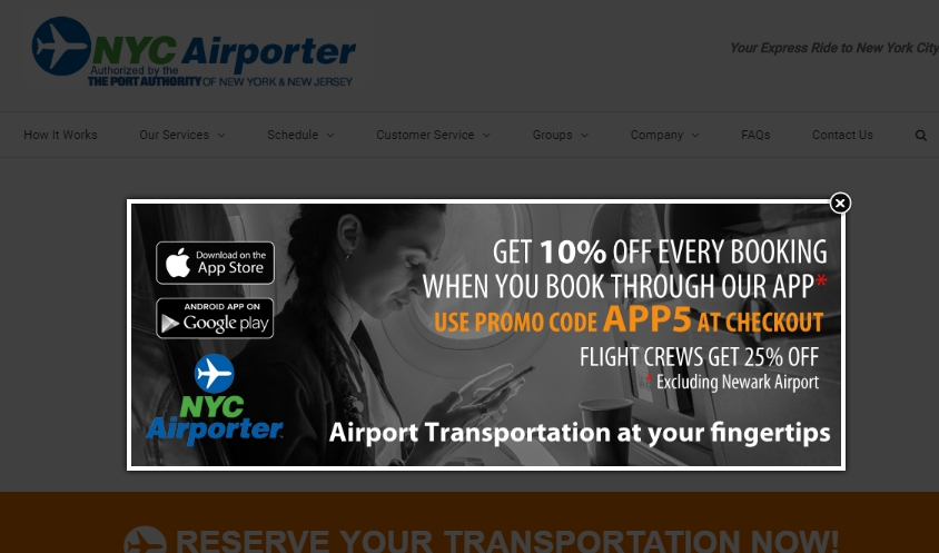 Get Your Coupon Codes for NYC Airporter and find deals for December with promo codes of at multivarkaixm2f.ga