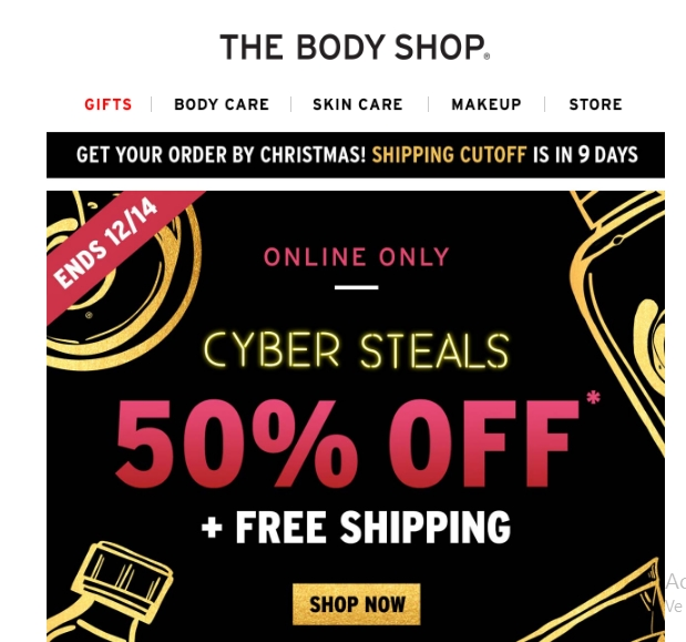 All Active Body Shop Voucher Codes & Vouchers - Up To 30% off in October The Body Shop offers you luxurious lotions and skincare that will leave your skin glowing and feeling soft. The product range also includes fragrances, make up and even hand care/5(6).