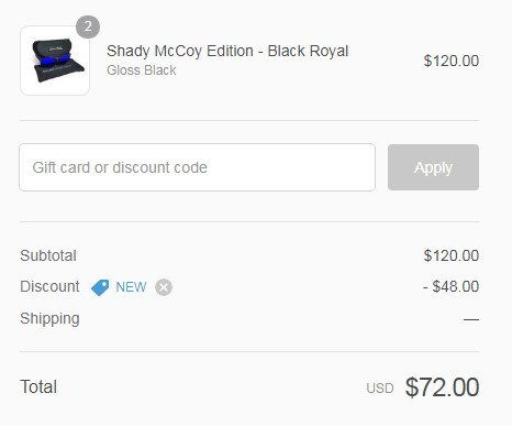 Shady rays discount coupon