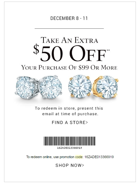 Zales coupons online