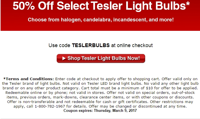 Lamps plus printable coupons - Misguided sale