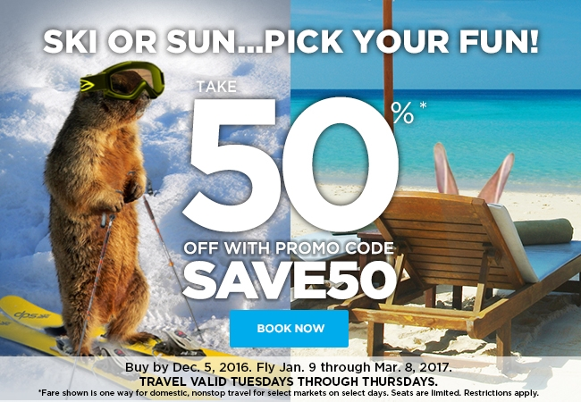 Coupon frontier airlines