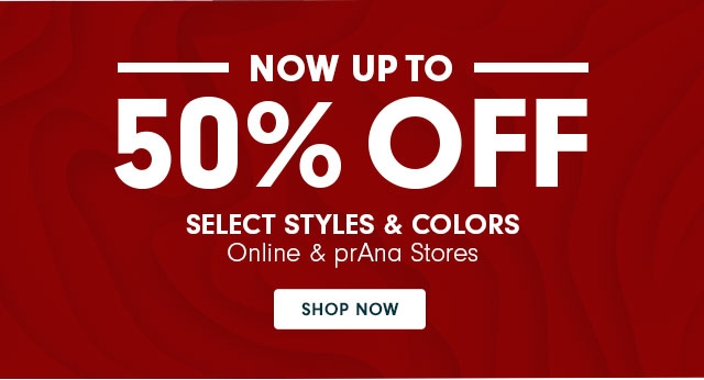 Prana coupon code