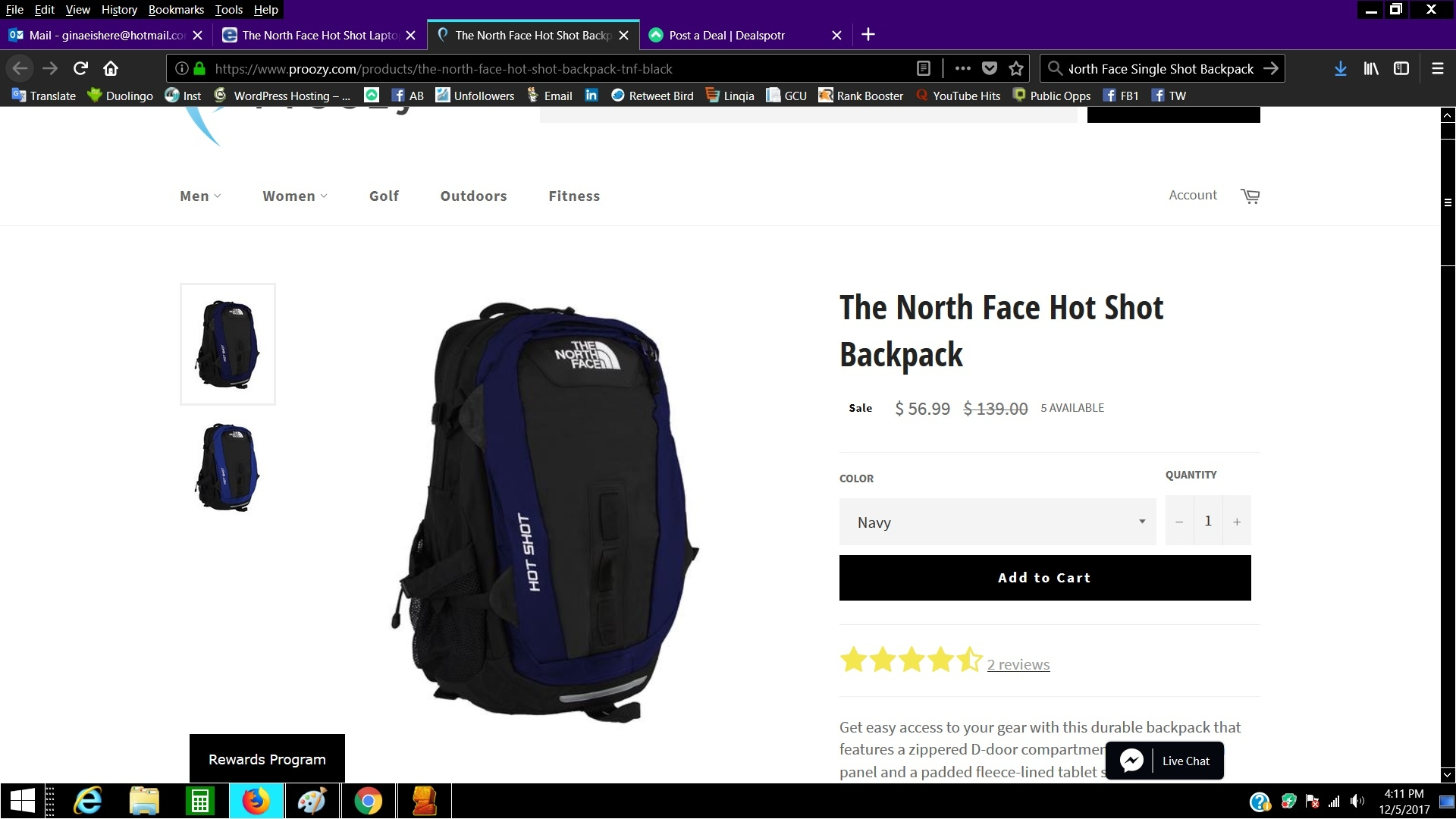 North face coupon code