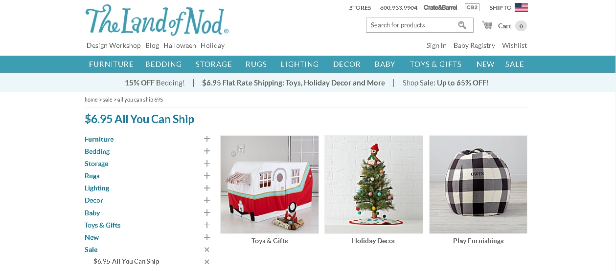30% Off The Land of Nod Coupon Code | Save $20 in Nov w ...