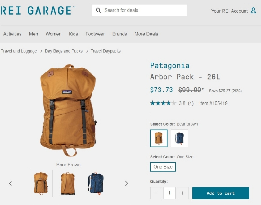 Patagonia coupon code