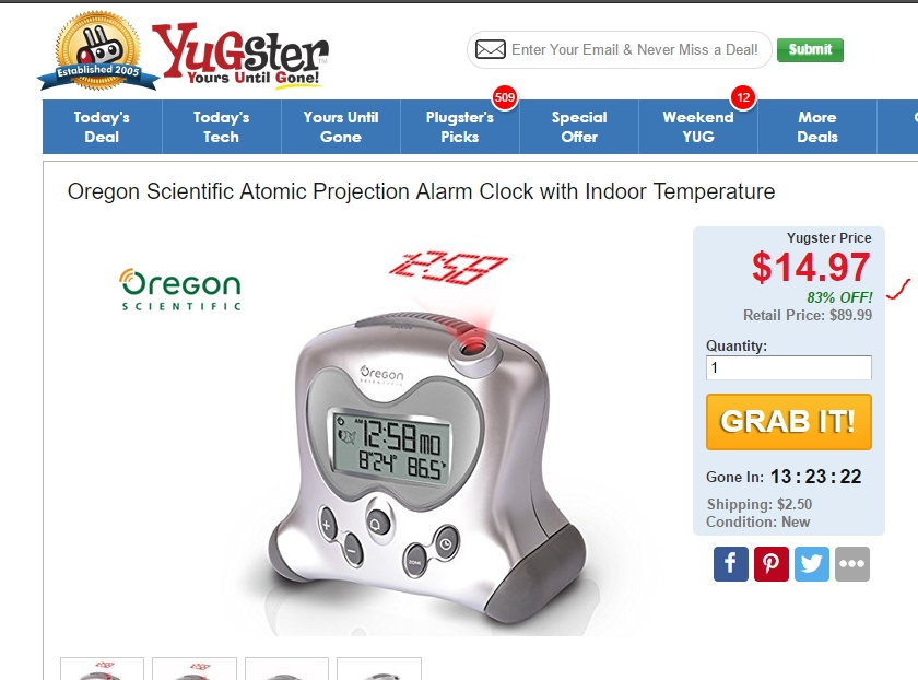 Yugster coupon code