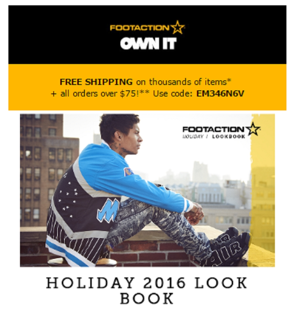 photograph regarding Footaction Printable Coupons identified as Footaction coupon code 20 - Mydealz.de freebies