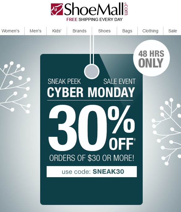 ShoeMall isn't just a website. They have more than years of experience in the footwear industry, and they know how to appreciate and relate to their customers on personal, one-to-one basis. 36 Shoe Mall coupons, including 4 Shoe Mall coupon codes & 32 deals for December