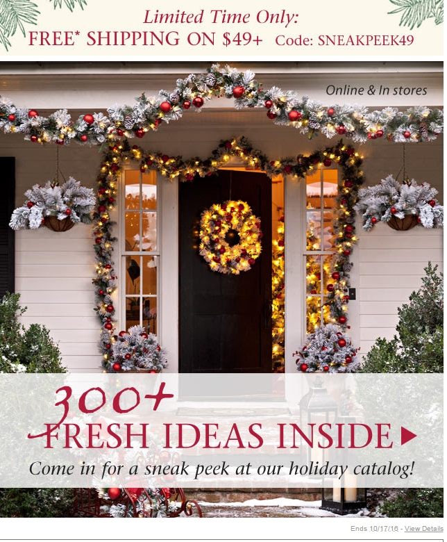 Plow and hearth coupon code october 2018