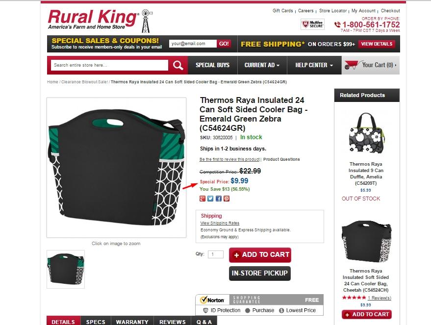 Rural king coupon code