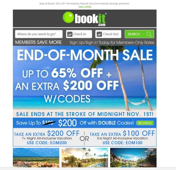 Bookit com coupon code